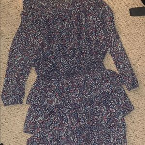 Michael Michael Kors off the shoulder dress
